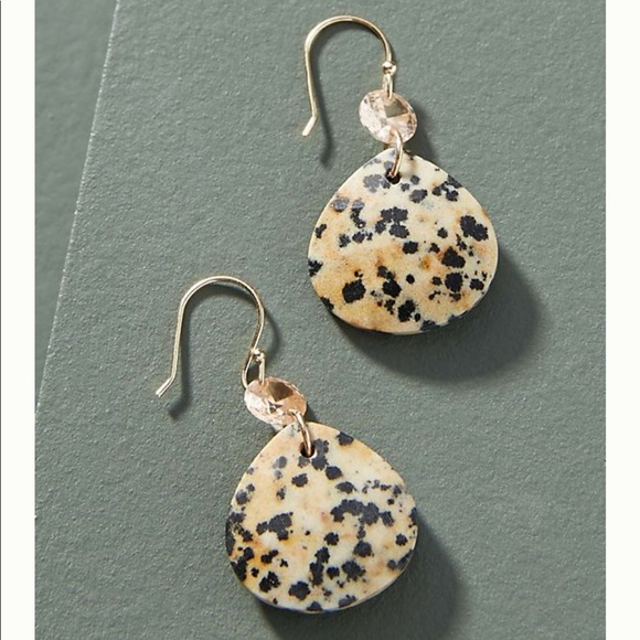 Anthropologie Jewelry - NWT ANTHRO Babbling Brook drop earrings